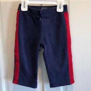 Polo Ralph Lauren blue jogging pants 18M